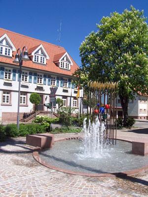 Bild-Brunnen-Kirchplatz-Rat