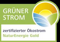 Grüner Strom Label Logo