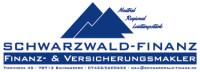 Logo mit Adresse von Schwarzwald-Finanz Schramberg Ihr freier & neutraler Finanz & Versicherungsmakler
