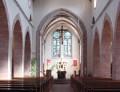 Blick auf den Altar der Katholischen Kirche