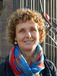Mitarbeiterin Doris Fleig