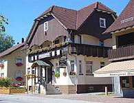 Gebäudeansicht Schwarzwaldcafe
