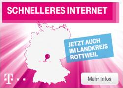 Webbanner der Telekom
